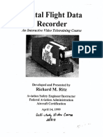 Digital Flight Data Recoders