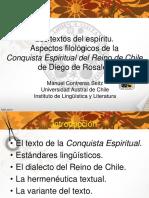 Powerpoint SOCHIL 2015_Manuel Contreras Seitz