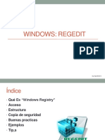 C9 Windows Regedit