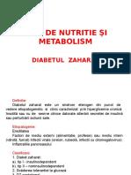 Boli de Nutritie S_i Metabolism Curs 1