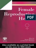 Female Reproductive Health