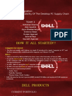 Dell Case Supply Chain Management