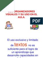 13. Los Organizadores Visuales y Su Uso en El Aula