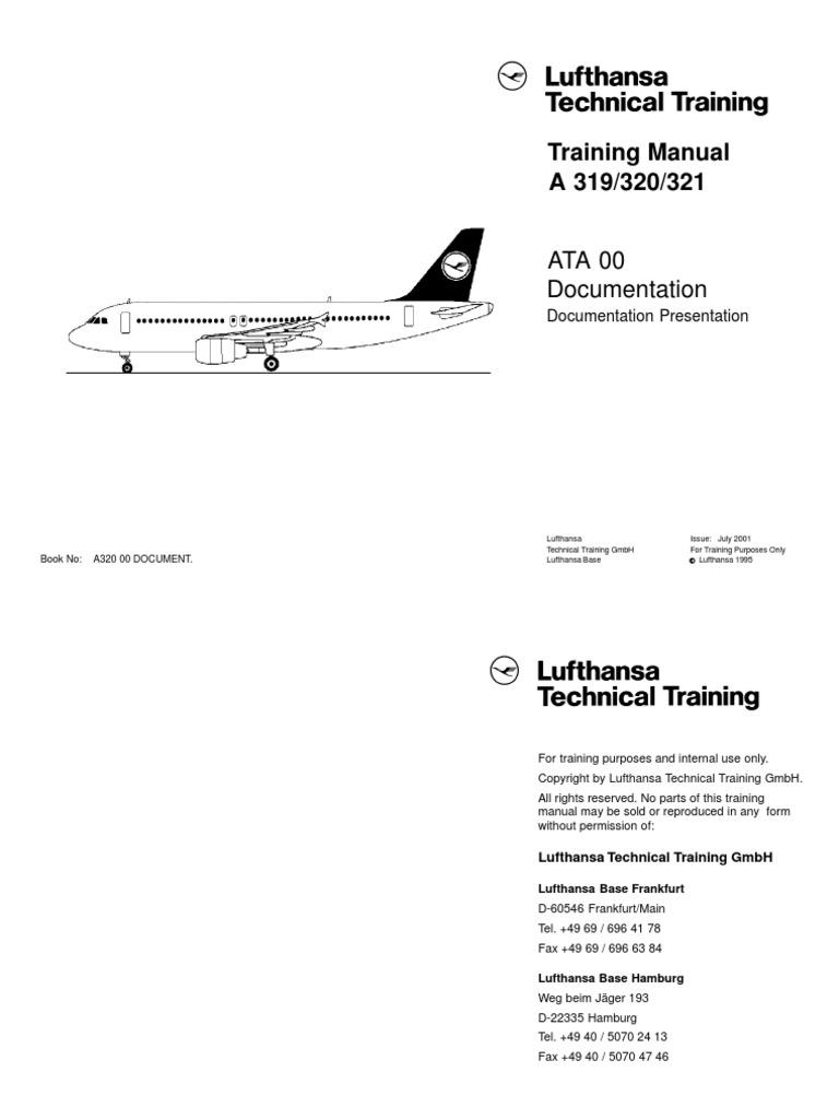 a319 a320 a321 ata 00 documentation e airbus aeronautics rh scribd com American Airlines Airbus A319 Airbus A319 Interior