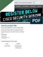TCI Security Event