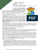 Notas Arte, Historia, Geologia y Flora de Valdemorillo