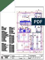 Mercure Kitchen Layout-Model Basement Floor Plan