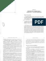 Concepción Territorial, Ambiente y Sustentabilidad