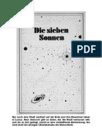 Arthur C. Clarke - Die Sieben Sonnen