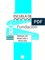 Manual Manicure y Pedicure (