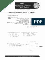 Ejemplo Memoria de Calculo