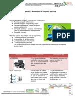 Practica 14 Ev 3.3 Ventajas y Desventajas de Compartir Recursos