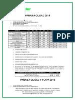 Promo a Panama