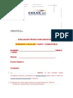 Banco de Preguntas Operador 3 (Manabi)