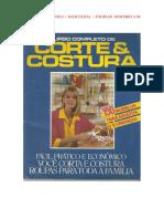 Curso Completo de Corte & Costura Gil Brandão - Fem-Masc. Pag 01 Ate 64
