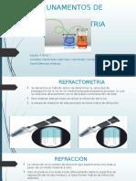 fundamentos de refractometria