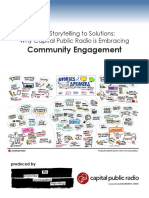 From Storytelling to Solutions Executive Summary