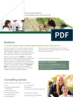 Employee Assistance Pamphlet