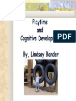 playtime and cognitive development1