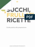 Succhi_Frullati_Ricette