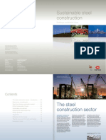 Sustainable Steel Construction