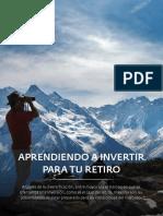 eBook Aprendiendo a Invertir Para Tu Retiro