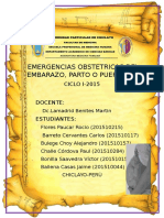 Emergencias Obstetricas 3 Unudad