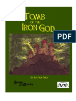 Tomb of the Iron God