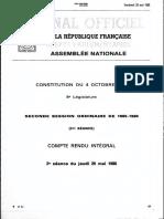 Débat à l'Assemblée sur la suppression de l'autorisation administrative de licenciement 2/2