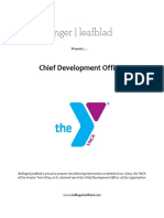 Executive Position Profile- YMCA of the Greater Twin Cities - Chief Development Officer