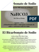 El NaHCO3
