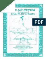 ley hunter magazine