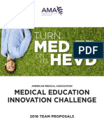 AMA MedEd Innovation Abstract