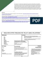 1 imaginative play area
