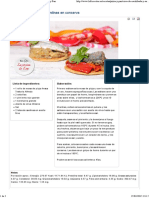 Coca de Escalibada y Sardinas en Conserva - Pizza y Pan
