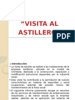 Presentación - Astilleros