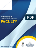 Lok Jack Faculty-Brochure