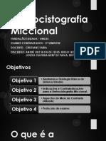 Uretrocistografia Miccional