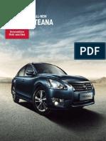 All New Teana Brochure