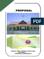 Proposal Permintaan Bantuan Dana