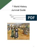 AP World History Survival Guide