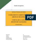 EMS Complemento JI Abejitas Creadoras La Ligua 1 Revisión Final. Rev. 00