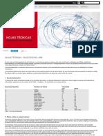 Hojas técnicas - Velocidad del aire | S&P Sistemas de Ventilación