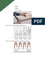 Jenis Dan Prinsip Bandaging