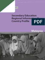 Secondary Education Malaysia 2011 En