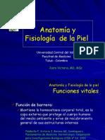 Copia de Clase 1 Anatomía y Fisiología de La Piel.ppt
