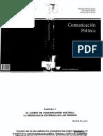 Muñoz-Alonso Comunicación Politica.