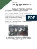 PANELES ELECTRONICOS