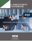 Employment Law Handbook