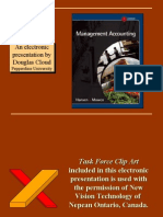 Management Accounting - Hansen Mowen CH01